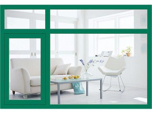 便易式钢制窗